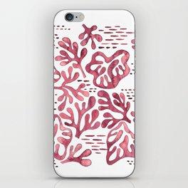 Simply seaweed iPhone Skin
