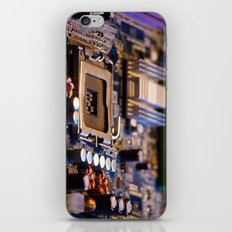 transistorville iPhone & iPod Skin