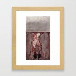 Diseased Framed Art Print
