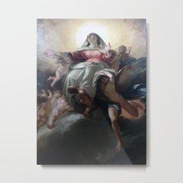 HOLY MARY Metal Print