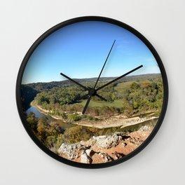 Sparrowhawk Mountain Series, No. 10 Wall Clock