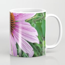 Bumblebee on Eastern Purple Coneflower Coffee Mug