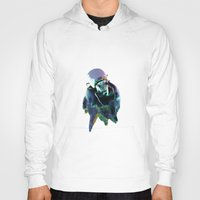 bug Hoodies featuring BUG by Gero Doll