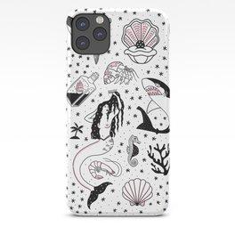 Mermaids Lair Flash iPhone Case