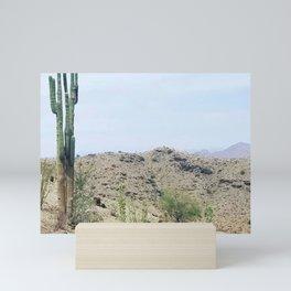 Arizona Sand Mini Art Print