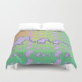 Always vorran Duvet Cover