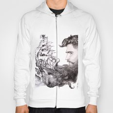 Sailor's Beard Hoody