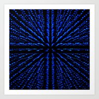 matrix Art Prints featuring Matrix by Armin