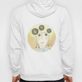 Thoughts at 45 rpm Hoody