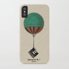 Gymnopedie No.1 - Erik Satie iPhone Case