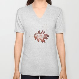 Autumn morning Unisex V-Neck