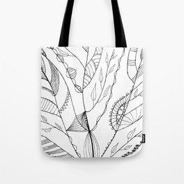 Amazing Leaves Tote Bag