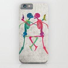 Skeleton Crush with Banana n Gun Slim Case iPhone 6s