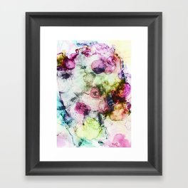 Ink 148 Framed Art Print