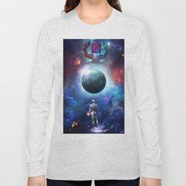 Silver Surfer Long Sleeve T-shirt