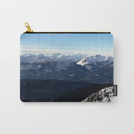 Crisp light air up here Carry-All Pouch