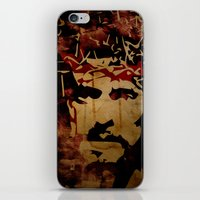 christ iPhone & iPod Skins featuring Jesus Christ by Ed Pires