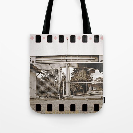 Tickets to the past Tote Bag