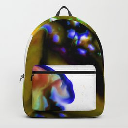 Abstract Bliss 3C by Kathy Morton Stanion Backpack
