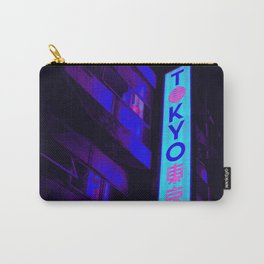Retro Tokyo Carry-All Pouch