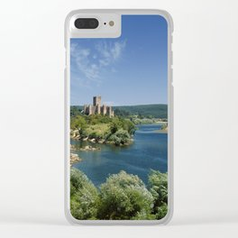 Almourol, Portugal Clear iPhone Case