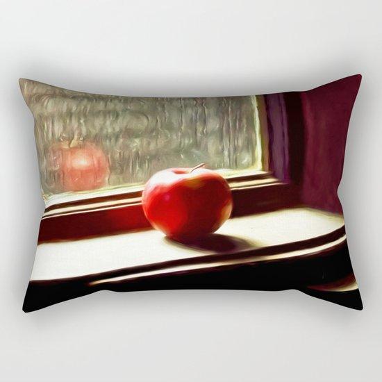 Reflective Nature Rectangular Pillow