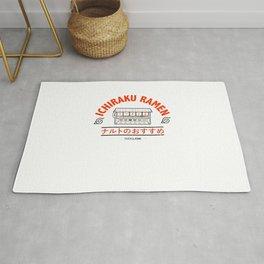 Ramen Art Print Rug