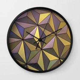 EPCOT Wall Clock