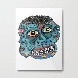 Number #45 Metal Print