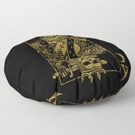 Suicide King Floor Pillow