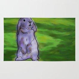Inspiration Bunny Rug