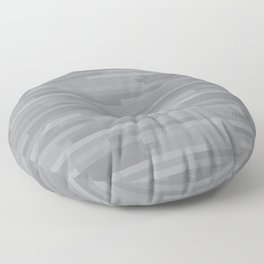 Grey Estival Mirage Floor Pillow