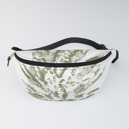 Pineapple Crown Fanny Pack