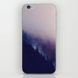 All I see is your ghost iPhone Skin