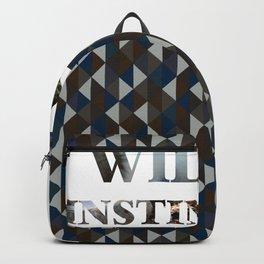 wild instinct vulture Backpack