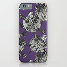 turtle party violet Slim Case iPhone 6s