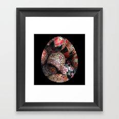 Ukrainian Easter Eggs Framed Art Print