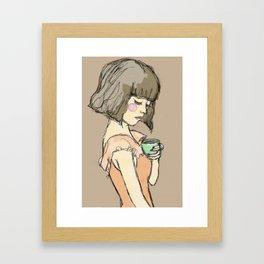 Gemma Framed Art Print