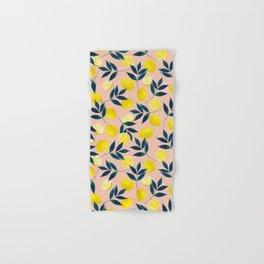 Lemony Goodness Hand & Bath Towel