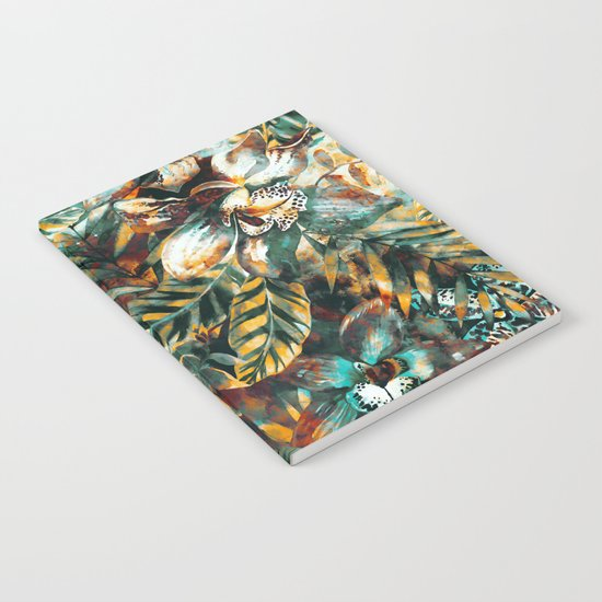 TROPICAL ISLAND Notebook