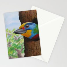Beautiful Bird Stationery Cards