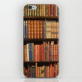 Power book iPhone Skin