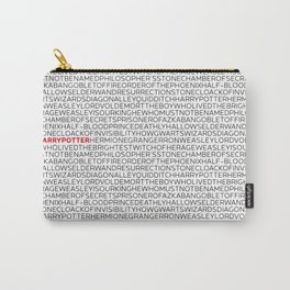 Type: HarryPotter Carry-All Pouch