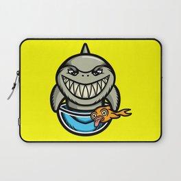 Spike the Shark Laptop Sleeve