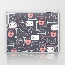 Key to my Heart Laptop & iPad Skin
