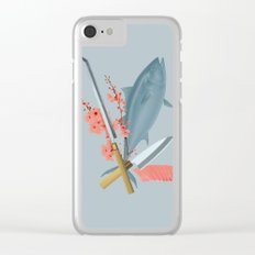 sushi chef Clear iPhone Case
