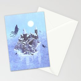 Hogwarts series (year 3: the Prisoner of Azkaban) Stationery Cards