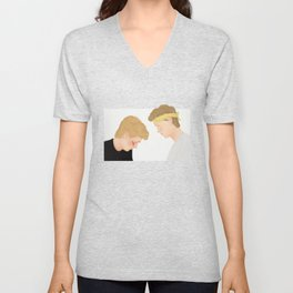 Skam, Isak and Even | Evak Illustration Unisex V-Neck