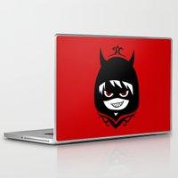 hetalia Laptop & iPad Skins featuring Demon Pru by Jackce