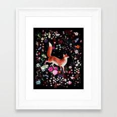 foxwood Framed Art Print